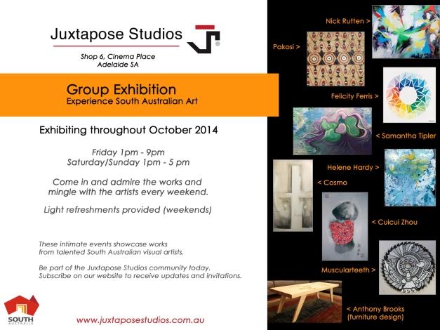 Juxtapose studios + MuscularTeeth